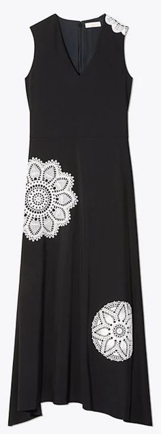 6a0d2d4ef1bc Tory Burch Embroidered Dress. Love Her StyleDifferent StylesHemlineFashion  ...