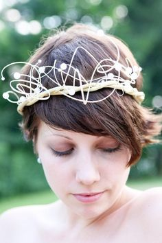 pretty crown by whichgoose.