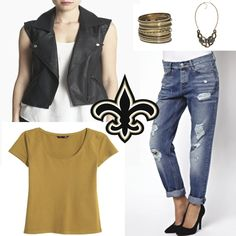 Fall Football Fashion: How to Look Great at the Game   GirlsGuideTo