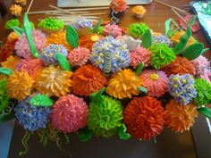 Planter Box Cupcake Bouquet