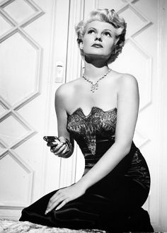Rita Hayworth in The Lady from Shanghai, 1948.