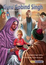 Graphic Novels on Sikh history
