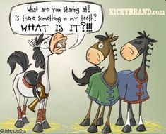 comic by Kellie Lewis Funny Horse Memes, Funny Horse Pictures, Funny Horses, Cute Horses, Horse Love, Beautiful Horses, Horse Humor, Horse Girl, Horse Riding Quotes