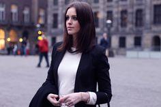 Moderosa blogger - love her hair