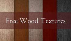 10 Free Wood texture sets