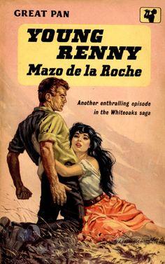 Young Renny - Mazo de la Roche. Cover art by Hans Helweg.