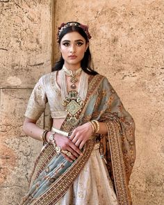 Sneak Peek Into JJ Valaya's Summer Wedding Collection 2021 Indian Bridal Outfits, Indian Bridal Wear, Indian Designer Outfits, Indian Dresses, Indian Designers, Bridal Lehenga Collection, Summer Wedding Outfits, Indian Couture, Indian Attire