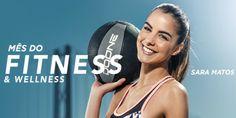 É mês do fitness e wellness na SportZone - Moda & Style