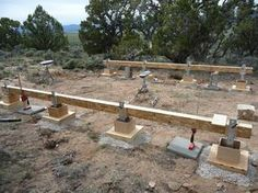 pier and beam foundation - Google Search