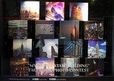 Now on display in our 5th Avenue Gallery, this year's finalists and grand prize winner of the My Empire State Building Photo Contest!