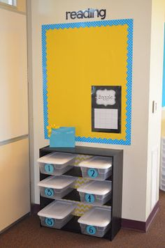 It& only a few days late, but my room is as ready as it& going to be! It took a TON of work to move it cross country, repurchase and remak. Classroom Setting, Classroom Setup, Classroom Organization, Classroom Management, Reading Centers, Math Centers, Homework Board, Mentor Sentences, Guided Reading Activities