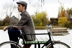 36 super ideas for fixie bike parts bicycles Tweed Ride, Cycle Chic, Look Man, Urban Bike, Commuter Bike, Poses For Men, Bike Style, Bike Parts, Vintage Bikes