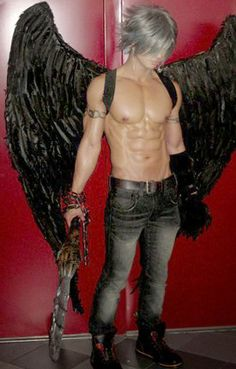 Men Hot Asian Male Cosplayers
