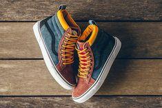 Does anyone else find these Vans MTE) lit af? Sock Shoes, Vans Shoes, Cute Shoes, Me Too Shoes, Shoe Boots, Tenis Vans, Vans Sk8, Sneaker Store, Vans Off The Wall