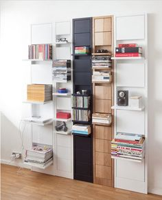 KLAFFI-hylly – Shelving on Demand by Eeva Lithovius