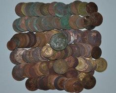 Old Coin finds - Cape Town 2012 detecting Hobbies For Men, Hobbies That Make Money, Hobbies And Interests, Great Hobbies, Hobby Town, Hobby Shops Near Me, Old Silver Coins, Old Coins, Metal Detecting Finds