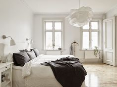 Precious dreamy white & grey apartment | Daily Dream Decor