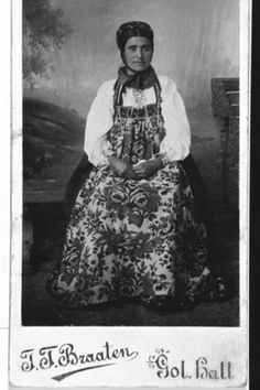 Folk Costume, Costumes, Bridal Crown, Norway, Scandinavian, Folklore, Genealogy, Food, Decor