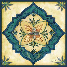 RB5120TS <br> Moroccan Tile I <br> 12x12