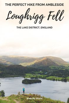Looking for the perfect half day walk from Ambleside or Grasmere? Loughrigg Fell offers some of the best views in Lakeland in a gorgeous 6 mile loop. Europe Travel Tips, Travel Guides, Hiking Europe, European Travel, Travel Advice, Lake District Walks, Uk Destinations, Uk Holidays, Scotland Travel