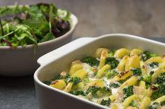 Gratin de brocoli au gorgonzola