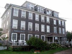 Monhegan House, Monhegan Island,