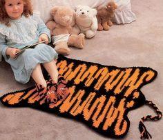 Вязаные коврики для детской + схемы. Обсуждение на LiveInternet - Российский Сервис Онлайн-Дневников