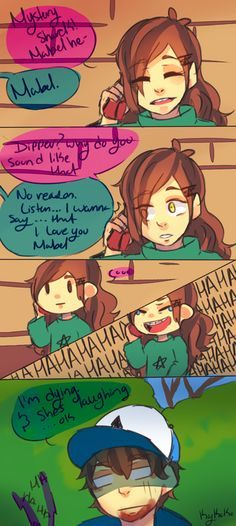 mystery twins | Tumblr 2/3
