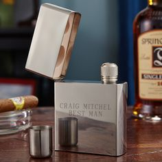 For the complex gentleman who enjoys his whiskey as well as his cigars.