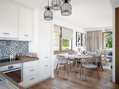 Zdjęcie projektu Mokka 3 WOF1080 Kitchen Cabinets, Table, Furniture, Home Decor, Houses, Plants, Decoration Home, Room Decor, Cabinets