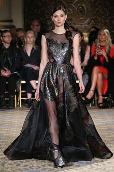 Christian Siriano Fall 2017 Ready-to-Wear Fashion Show
