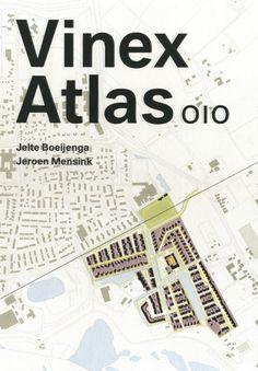 MapCarte 110/365: Vinex Atlas by Jelte Boeijenga and Jeroen Mensink, 2008
