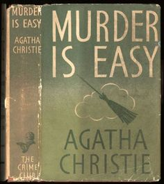 Murder is Easy by Agatha Christie (First Edition) - Ryan O'Horne Books - £700