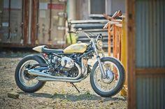 BMW R Nine T Street Tracker #motorcycles #streettracker #motos | caferacerpasion.com
