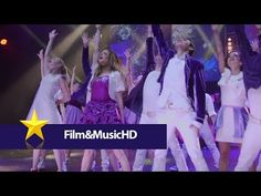 Violetta En Vivo - Ser Mejor - [HD] - YouTube