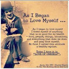 to self love :)