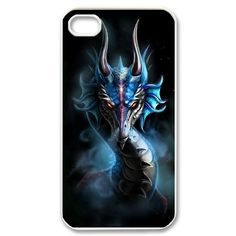 iPhone 4/4S Case, with Best Seller Art Design Dragon.[KikiBang]. FIT FOR:iPhone 4/4S!!! FIT FOR:iPhone 4/4S!!! FIT FOR:iPhone 4/4S!!!. Shipment: Much earlier than stated (usually only need 7-12 days to arrive!). Material: High quality hard TPU plastic (Protection your cell phone better than soft TPU plastic!). Use the most advanced Japanese printing technology with vivid and bright printing effects. Please choose seller [KikiBang] to get authentic case. (We do not authorize any other…