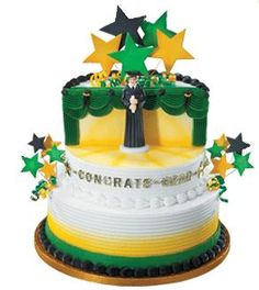 Stage Fun!  Delicious Graduation Cakes Pictures