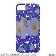 Spring Flower's Mobile Phone Covers iPhone 5 Cover