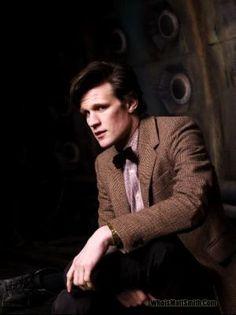 Doctor Who Photoshoot - DWphotoshootpic004 - Who is Matt Smith?