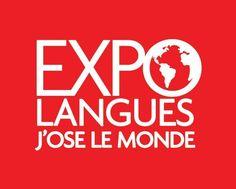 Les 20 et 21 janvier 2017 - Salon #expolangues2017 #Joselemonde @expolangues