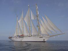 Greek Island Hopping Courtesy Of Star Clipper