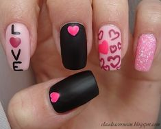valentine's+day+nail+art+ideas