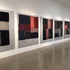 Sean Scully - 9 July 2014