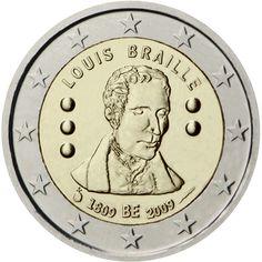 Bélgica 2 euros conmemorativos (Especial) 2009