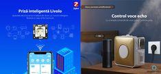 😁Incepem saptamana cu un produs #NOU de la Livolo, este vorba de priza inteligenta Livolo Zigbee!  😀Priza inteligenta Livolo este conceputa pentru a fi controlata folosind telefonul mobil. 😊Aveti posibilitatea de a porni sau opri priza manual fara a fi necesara deconectarea acesteia. Rama este realizata din sticla securizata, este rezistenta la zgarieturi iar datorita controlului prin intermediul smartphone-ului puteti economisi energie.