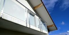 Glass Railing, Stairs, Rail Guard, Patio, Stairway, Staircases, Ladders