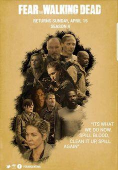 Season 4 of Fear..