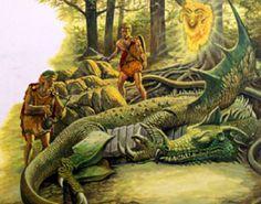 Древнегреческие мифические существа