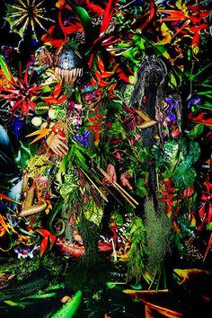 "Botanical Installation × Live Performance ""THE LOST EDEN"" by Japanese floral artist – Makoto Azuma"